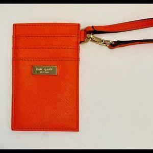 Kate Spade Card Holder Wristlet